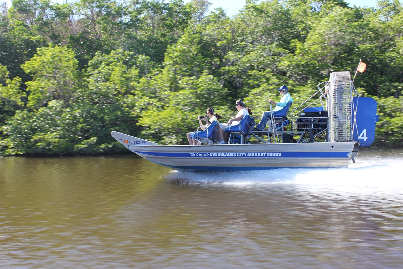 Everglades City Airboat Tours Fully Narrated Airboat Rides