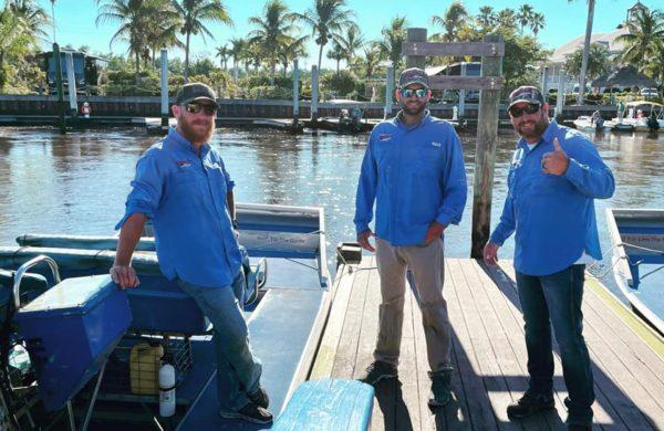 Everglades City Airboat Tours Captains